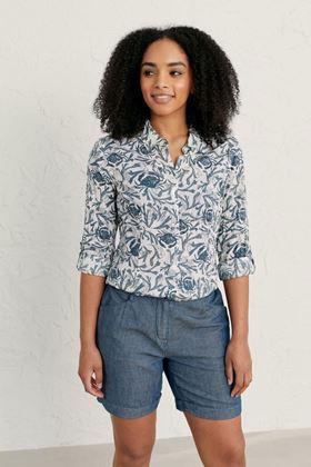 Picture of Seasalt Larissa Organic Cotton Shirt