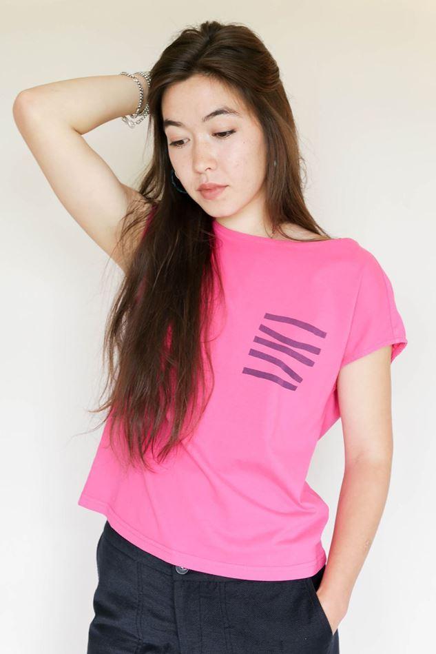 Picture of Mousqueton Fuschia Wendy T Shirt