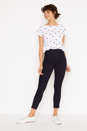 Picture of White Stuff Jade Jegging Crop