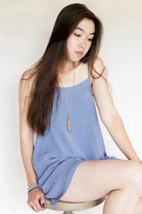 Picture of Ichi Citro Vest Top
