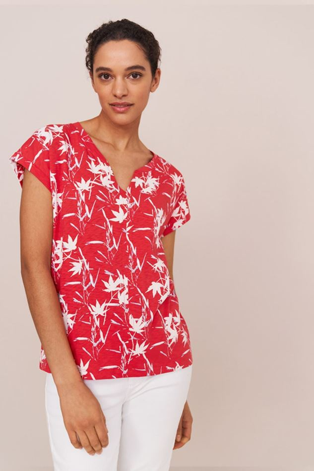 Picture of White Stuff Nelly Notch Neck Tee