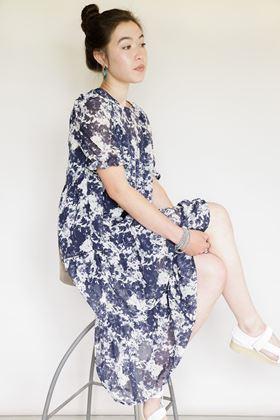 Picture of Ichi Samsa Dress