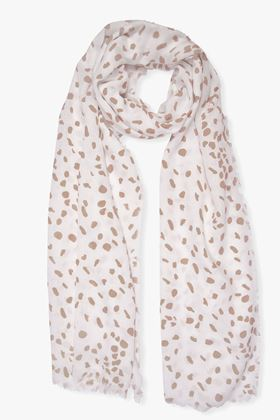 Picture of Katie Loxton Leopard Print Scarf