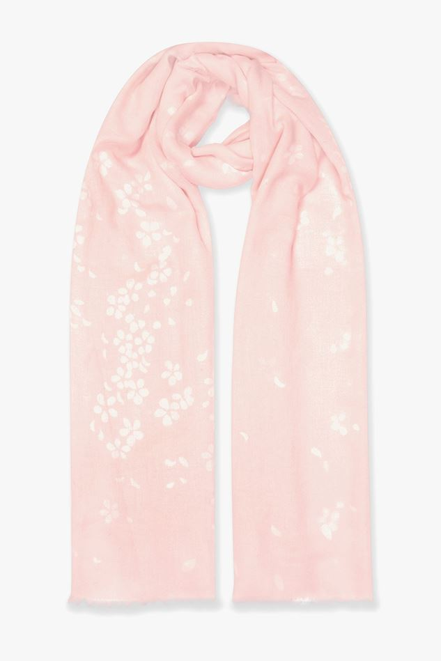 Picture of Katie Loxton Petal Print Scarf