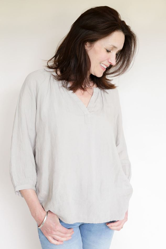 Picture of Part Two Hikma Blouse