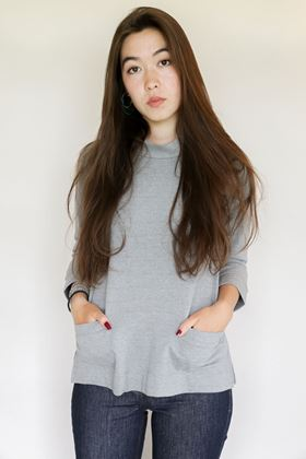 Picture of Mistral Brushed Sweat Top