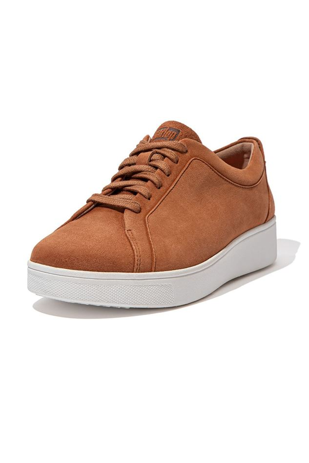 Picture of FitFlop Rally Suede Trainers