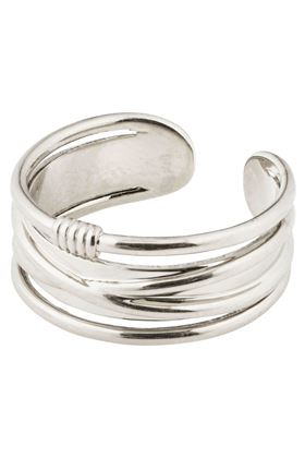 Picture of Native Beauty Silver-Plated Ring