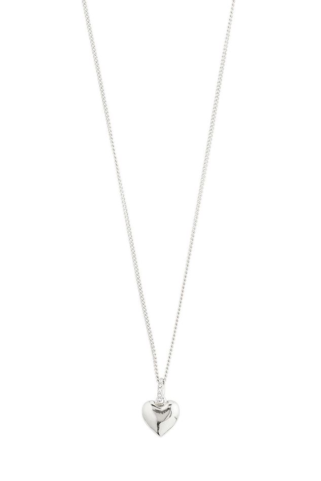 Picture of Pilgrim Sophia Silver-Plated Crystal Necklace