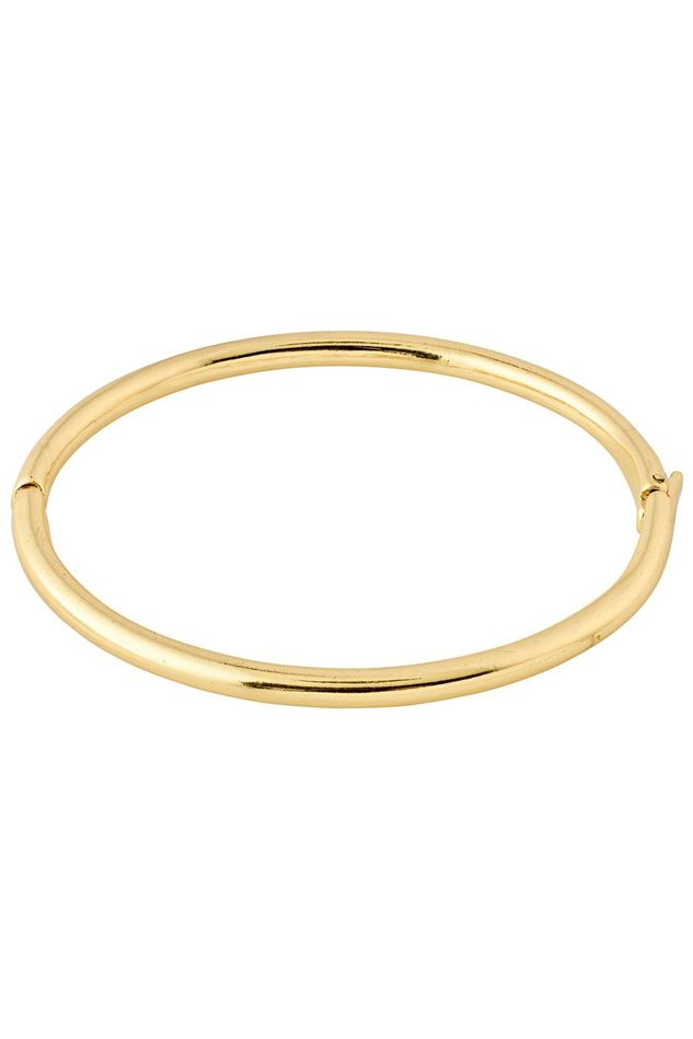 Picture of Pilgrim Reconnect Gold-Plated Bangle Bracelet