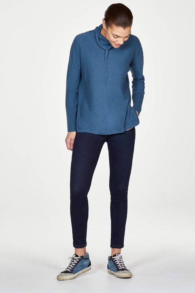 Picture of Thought Ridley Funnel Neck Jumper