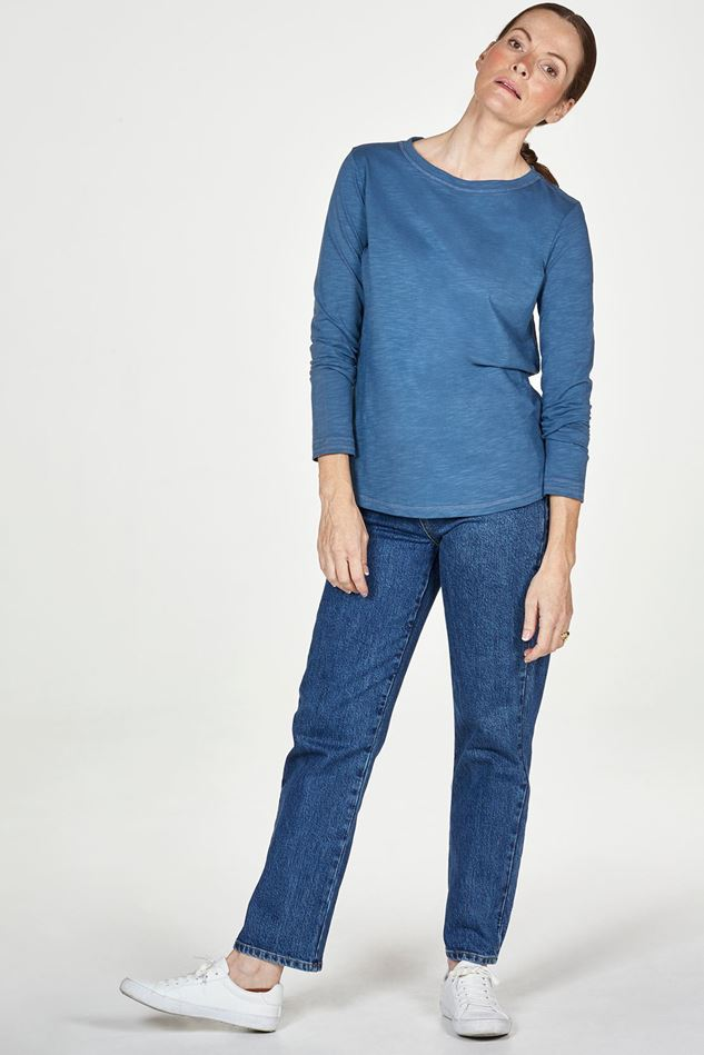 Picture of Thought Organic Long Sleeve Jersey Top