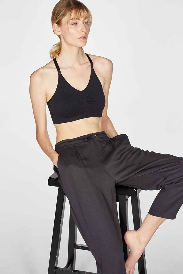 Picture of Thought Recycled Nylon Jersey Bralette