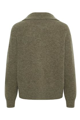 Picture of Part Two Kaje Knitted Pullover